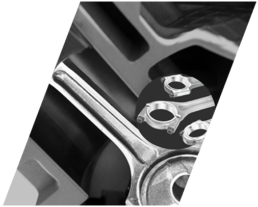 Connecting Rods For automaobile parts -Precious Industries Rajkot